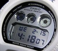 CASIO/G-SHOCK/Baby-G【カシオ/Gショック/ベビーG】ペアウォッチ腕時計ホワイトXシルバー/ゴールドDW-6900MR-7JF/BG-6901-7JF(国内正規品)