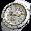CASIO/Baby-G【カシオ/ベビーG】レディース腕時計ホワイトBGA-151-7B海外モデル