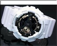 カシオ/G-SHOCK【CASIO/Gショック】RoseGoldSeries/ローズゴールドシリーズアナデジメンズ腕時計【国内正規品】GA-110RG-7AJF【_包装選択】