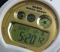 CASIO/Baby-G【カシオ/ベビーG】BG-6900シリーズレディース腕時計ホワイト/ゴールドBG-6901-7JF(国内正規品)【02P24Oct15】