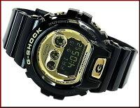 CASIO/G-SHOCK/Baby-G【カシオ/Gショック/ベビーG】腕時計ペアウォッチブラック/ゴールド(国内正規品)GD-X6900FB-1JF/BG-6901-1JF【楽ギフ_包装選択】【02P01Jun14】