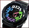 CASIO/Baby-G【カシオ/ベビーG】Neon Dial Series/ネオンダイアルシリーズ レディース腕時計 ブラック(海外モデル)BGA-131-1B2