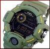 CASIO/G-SHOCK【カシオ/Gショック】RANGEMAN/レンジマントリプルセンサー搭載ソーラー電波腕時計モスグリーン(海外モデル)GW-9400-3【楽ギフ_包装選択】