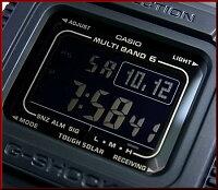 CASIO/G-SHOCK【カシオ/Gショック】メンズソーラー電波腕時計ブラック(国内正規品)GW-5510-1BJF【_包装選択】
