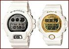CASIO/G-SHOCK/Baby-G�ڥ�����/G����å�/�٥ӡ�G�ۥڥ������å��ӻ��ץۥ磻��X����С�/�������DW-6900MR-7JF/BG-6901-7JF(����������)