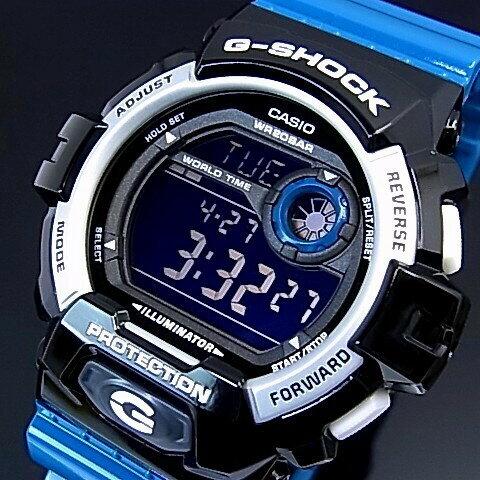 腕時計, メンズ腕時計 CASIOG-SHOCKGCrazy Colors G-8900SC-1B