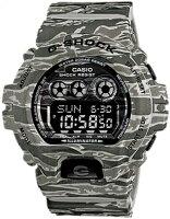 CASIO/G-SHOCK【カシオ/Gショック】CamouflageSeries/カモフラージュシリーズメンズ腕時計迷彩柄(国内正規品)GD-X6900CM-8JR【_包装選択】