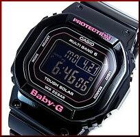 CASIO/G-SHOCK/Baby-G【カシオ/Gショック/ベビーG】ペアウォッチソーラー電波腕時計ネイビー/ブラックGW-M5610NV-2JF/BGD-5000-1JF(国内正規品)