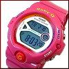 CASIO/Baby-G【カシオ/ベビーG】forrunning/フォー・ランニングランニングウォッチレディース腕時計ピンク(海外モデル)BG-6903-4B