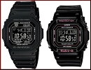CASIO/G-SHOCK/Baby-G�ڥ�����/G����å�/�٥ӡ��ǡۥڥ������å������顼�����ӻ��ץ֥�å�(����������)GW-M5610-1BJF/BGD-5000-1JF