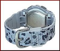 CASIO/G-SHOCK/Baby-G【カシオ/Gショック/ベビーG】ペアウォッチアナデジ腕時計ブラック/ライトグレー(海外モデル)GA-110HC-1A/BA-110FL-8A