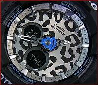CASIO/Baby-G【カシオ/ベビーG】LeopardSeries/レオパードシリーズレディース腕時計ブラック(国内正規品)BA-120LP-1AJF