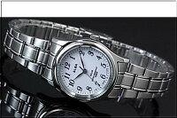 SEIKO/ALBA/ZIC【セイコー/アルバ】レディースソーラー腕時計ホワイト文字盤メタルベルト(国内正規品)AEGD524【楽ギフ_包装選択】