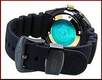 SEIKO/PROSPEX【セイコー/プロスペックス】キネテックGMT200m防水空気潜水用ダイバーズウォッチ50周年記念モデルメンズ腕時計ブラックケースブラック文字盤ブラックラバーベルトSUN045P1(海外モデル)