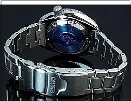 SEIKO/PROSPEX/200mdiver'swatch【セイコー/プロスペックス/200m防水ダイバーズ】自動巻ブラックベゼルメンズ腕時計メタルベルトブラック文字盤海外モデル【並行輸入品】SRPE91K1