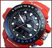 CASIO/G-SHOCK【カシオ/Gショック】GULFMASTER/ガルフマスターRESCUERED/レスキューレッドメンズソーラー電波腕時計(海外モデル)GWN-1000RD-4A