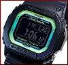 CASIO/G-SHOCK【カシオ/Gショック】ソーラー電波腕時計マルチバンド6ライムアクセントカラーシリーズ(海外モデル)GW-M5610LY-1