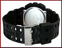 CASIO/G-SHOCK/Baby-G【カシオ/Gショック/ベビーG】ペアウォッチアナデジ腕時計ブラック/ブルー(国内正規品)GA-110TP-1AJF/BA-110TP-2AJF