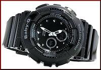 CASIO/G-SHOCK/Baby-G【カシオ/Gショック/ベビーG】ペアウォッチアナデジ腕時計ブラック(国内正規品)GA-201-1AJF/BA-125-1AJF
