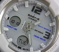 CASIO/Baby-G【カシオ/ベビーG】ソーラー電波腕時計レディースホワイト(国内正規品)BGA-2300-7BJF