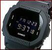 CASIO/G-SHOCK【カシオ/Gショック】MilitaryBlack/ミリタリーブラックメンズ腕時計ブラッククロスバンド(海外モデル)DW-5600BBN-1