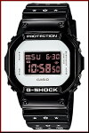 CASIO/G-SHOCK【カシオ/Gショック】30周年記念MEDICOMTOYコラボモデルメンズ腕時計(海外モデル)DW-5600MT-1
