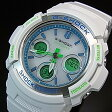CASIO/G-SHOCK【カシオ/Gショック】ソーラー電波腕時計 メンズ ホワイト(国内正規品)AWG-M100SWG-7AJF