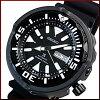SEIKO/PROSPEX/200mdiver'swatch【セイコー/プロスペックス/200m防水ダイバーズ】PADISpecialEdition自動巻ブラックケースメンズ腕時計ブラックラバーベルトブラック文字盤海外モデルSRPA81K1