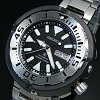 SEIKO/PROSPEX/200mdiver'swatch【セイコー/プロスペックス/200m防水ダイバーズ】自動巻メンズ腕時計メタルベルトブラック文字盤海外モデルSRPA79K1