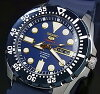SEIKO/SEIKO5Sports【セイコー5スポーツ/ファイブスポーツ】自動巻メンズ腕時計ネイビーラバーベルトネイビー文字盤SRP605J2MADEINJAPAN海外モデル