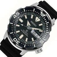 SEIKO/PROSPEX/200mdiver'swatch【セイコー/プロスペックス/200m防水ダイバーズ】自動巻メンズ腕時計ラバーベルト海外モデル【並行輸入品】SRPD27K1