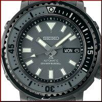 SEIKO/PROSPEX【セイコー/プロスペックス】自動巻メンズ腕時計DIVER'S/ダイバーズウォッチグレーラバーベルト海外モデル【並行輸入品】SRPE31K1