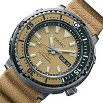 SEIKO/PROSPEX【セイコー/プロスペックス】自動巻メンズ腕時計DIVER'S/ダイバーズウォッチブラウンラバーベルト海外モデル【並行輸入品】SRPE29K1