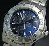 CASIO/Standard【カシオ/スタンダード】マルチファンクションメンズ腕時計ネイビー文字盤メタルベルト(国内正規品)MTD-1047A-2AJF