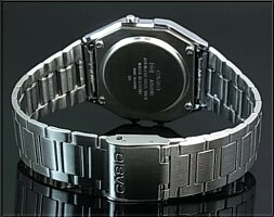 210c77de56 CASIO/Standard【カシオ/スタンダード】アラームクロノグラフペアウォッチ腕時計デジタル液晶