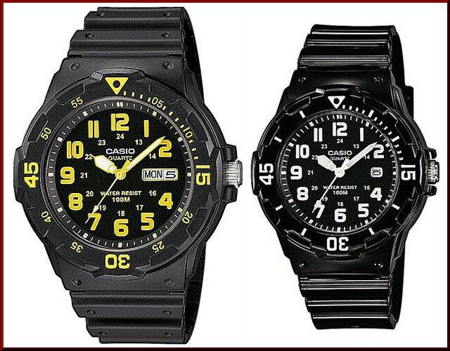 腕時計, ペアウォッチ CASIOStandard MRW-200H-9BLRW-200H-1B
