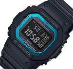 CASIO/G-SHOCK【カシオ/Gショック】Connectedエンジン搭載モバイルリンクソーラー電波腕時計マルチバンド6ブラック/ブルー海外モデル【並行輸入品】GW-B5600-2