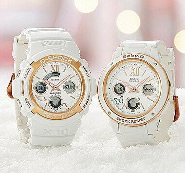 腕時計, ペアウォッチ CASIOG-SHOCKBaby-GGGG2018 LOV-18A-7A