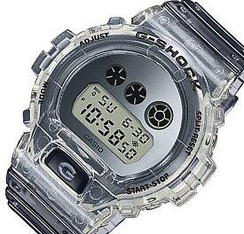 腕時計, メンズ腕時計 CASIOG-SHOCKGClear Skeleton DW-6900SK-1