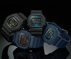 CASIO/G-SHOCK【カシオ/Gショック】ベーシックモデルメンズ腕時計ネイビー(国内正規品)DW-5700BBM-2JF