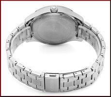 CITIZEN/Automatic【シチズン/オートマチック】自動巻メンズ腕時計ネイビー文字盤メタルベルト海外モデル【並行輸入品】NH8360-80L