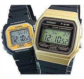 腕時計, ペアウォッチ CASIOStandard F-91WM-9ALA-20WH-9A