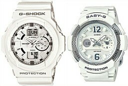 腕時計, ペアウォッチ CASIOG-SHOCKBaby-GGG ()GA-150-7AJFBGA-210-7B4JF