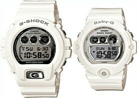 腕時計, ペアウォッチ CASIOG-SHOCKBaby-GGG DW-6900MR-7JFBG-6900-7JF()