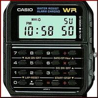 CASIO/DataBank【カシオ】カリキュレーターブラックCA-53W-1Z海外モデル【並行輸入品】