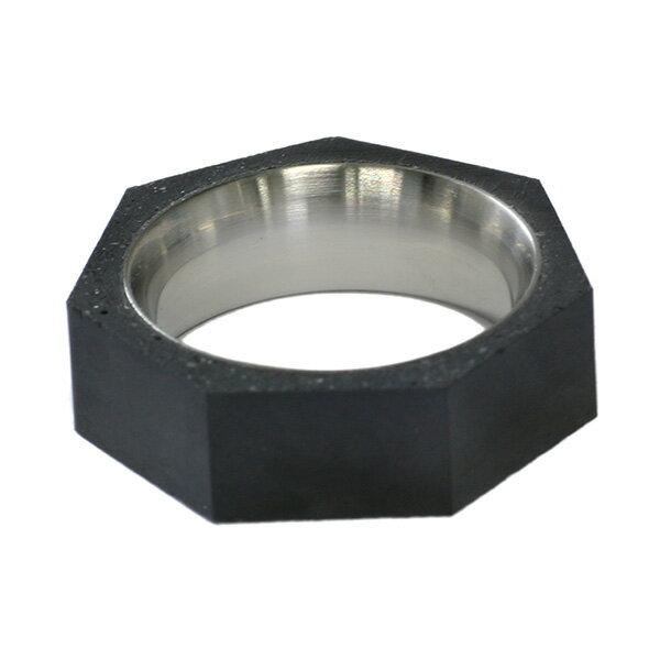 リング アクセサリー メンズ レディース ユニセックス 22designstudio Seven Ring THIN (Dark Grey) Dark grey concreteリング 指輪 #5(9号)