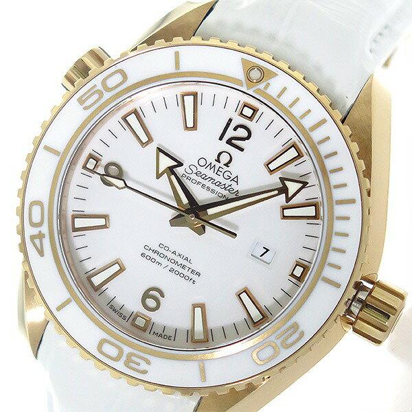 オメガ OMEGA シーマスター 自動巻き レディース 腕時計 232.63.38.20.04.001 ホワイト/ホワイト