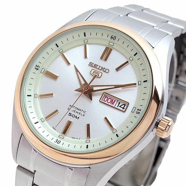 セイコー SEIKO 腕時計 メンズ SNKN90K1 自動巻き シルバー