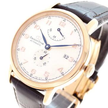 オリエント ORIENT 腕時計 メンズ RK-AW0003S オリエントスター ORIENT STAR 自動巻き シャンパンゴールド 国内正規