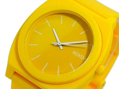 ニクソン NIXON タイムテラーP TIME TELLER P 腕時計 A119-1230 MATTE YELLOW